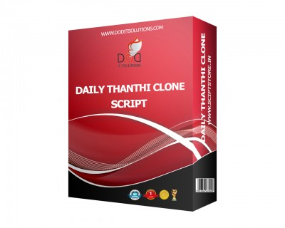 Daily Thanthi Clone Scripts