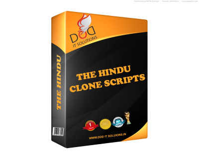 The Hindu Clone Scripts