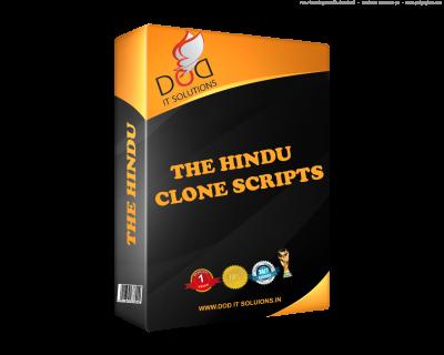 The Hindu Clone Scripts